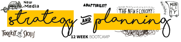 Strategy & Planning Bootcamp | Miami Ad School Toronto